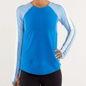 Lululemon Run: Bold In The Cold Long Sleeve